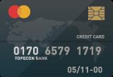 ネットショップ用 無料クレジットカードアイコン